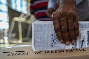 Former FARC Rebels Face The Ballot In Colombia Congressio...