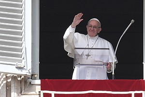 After 5 Years As Pope, Francis' Charismatic Image Has Tak...