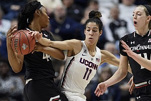 UConn Is First Overall Seed In NCAA Women's Basketball Tournament