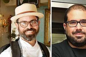 Two Puerto Rican Chefs Weathered The Worst; Now Honored B...