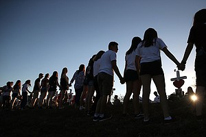 Students To Walk Out To Protest Gun Violence 1 Month Afte...