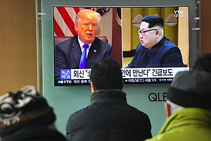 The View From Seoul On Trump-Kim Meeting: It May Never Ha...
