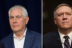 Tillerson Vs. Pompeo: What Trump's Cabinet Shakeup Might ...
