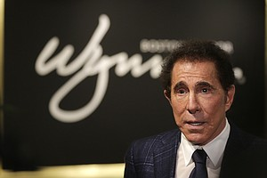 After Sexual Misconduct Claims, Vegas Mogul Steve Wynn Fe...