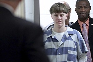 Sister Of Charleston Shooter Dylann Roof Arrested After M...