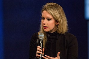 SEC Charges Theranos Founder Elizabeth Holmes With 'Elabo...