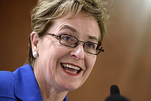 Ohio Democrat Marcy Kaptur Makes History As Longest-Servi...