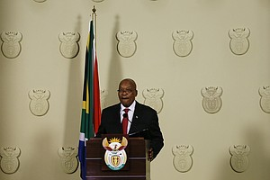Jacob Zuma To Be Prosecuted On Long-Dormant — And Now Rev...
