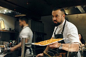 The Russian Chef Who Is Bringing Back His Homeland's Colo...