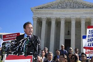 Supreme Court Delivers Blow To Republicans, Declines To T...
