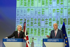 Deal (Mostly) Struck Over Brexit Terms After Months Of Ne...