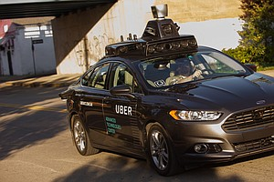 Uber Suspends Self-Driving Tests After Pedestrian Is Kill...