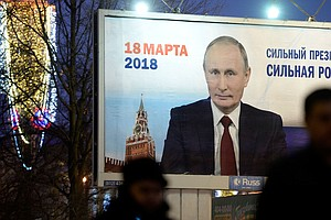 Russia's Presidential Election Observers Were Pressured A...
