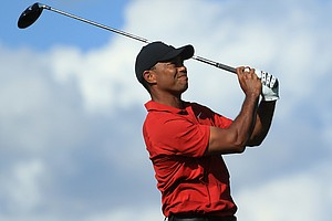 After Years Wandering A Golf Desert, Tiger Woods Stages A...