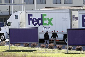 Bomb Destined For Austin Explodes At FedEx Facility Near ...