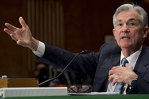 Fed's New Chairman Steps Into Spotlight Amid An Expected ...