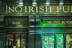 Kiss Off, You're Irish: In Experiment, Detroit Pub Bans St. Patrick's Day Rev...