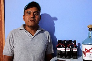 In Oaxaca, Mexico, A Locally Made Soda Takes Aim At Coca-...