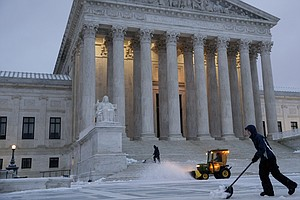 Unlike Much Of The Rest Of Washington, The Supreme Court ...