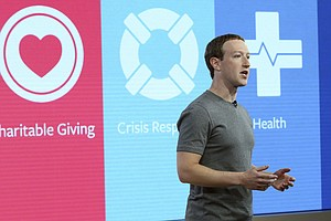 Zuckerberg Breaks Silence, Promises To Protect Facebook C...