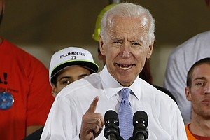 Biden And Trump Taunt Each Other Over Who Would Win 'High...