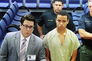 $500K Bond For Brother Of Alleged Florida Shooter Is 'Rep...