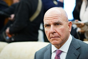 Trump National Security Adviser H.R. McMaster To Resign, ...