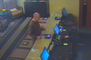 Hotel Releases Video Of Las Vegas Shooter In Days Leading...