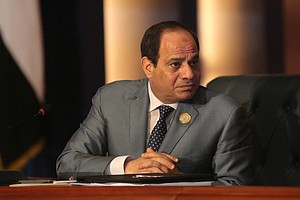 Sisi Is All But Assured A Second Term In Egypt's Presiden...