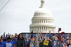 'March For Our Lives' Cost $5 Million; 'Several Million' ...