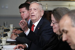 How The Pentagon Plans To Spend That Extra $61 Billion
