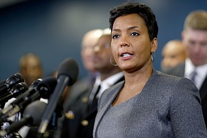 Atlanta Working 'Around The Clock' To Fight Off Ransomwar...