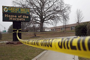 Sheriff: Assailant In Maryland School Shooting Died From ...