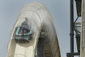 Designers Of 17-Story Waterslide Face Charges In Boy's De...