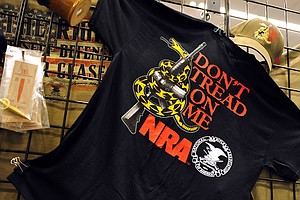 NRA Says It Receives Foreign Funds, But None Goes To Elec...