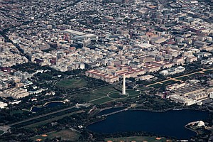 Man Arrested In Connection With D.C.-Area Suspicious Pack...