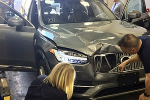 California Won't Renew Uber's Permit To Test Self-Driving...