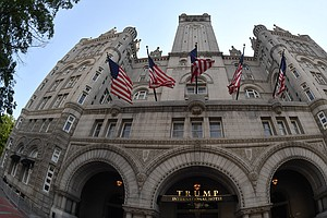 Emoluments Lawsuit Against President Trump Allowed To Pro...