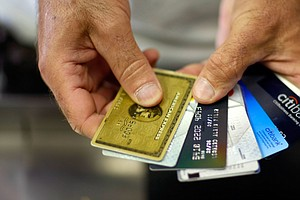No Need To Sign On Dotted Line: Credit Cards Are Phasing ...