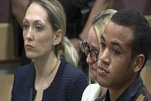Brother Of Accused Parkland Shooter Pleads Guilty To Tres...