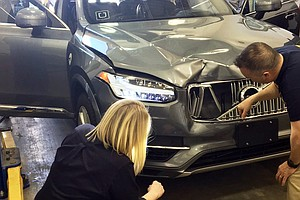 Uber Reaches Settlement With Family Of Arizona Woman Kill...