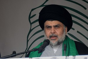 Ahead Of Iraq's Elections, Muqtada Al-Sadr Reinvents Hims...