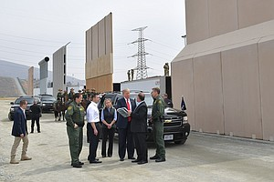 Using Pentagon Money To Pay For A Border Wall Is Harder T...
