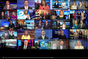 Video Reveals Power Of Sinclair, As Local News Anchors Re...