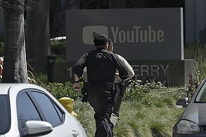 Suspect Dead, Multiple Wounded, In Shooting At YouTube HQ...