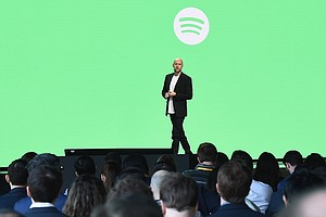 Spotify Goes Public Valued At Nearly $30 Billion – But It...