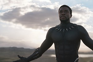 'Black Panther' Expected To Formally Break Saudis' 35-Yea...