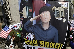 South Korea's Ex-President Sentenced To 24 Years For Corr...