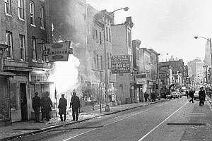 50 Years Ago Baltimore Burned. The Same Issues Set It Afl...
