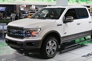 Ford Recalls 350,000 SUVs And Trucks, Citing Problems Put...